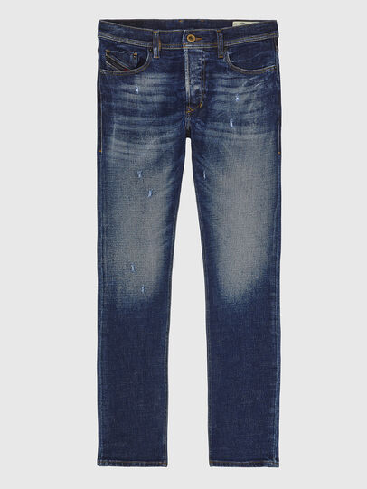 Diesel - Tepphar A87AT, Blu Scuro - Jeans - Image 1