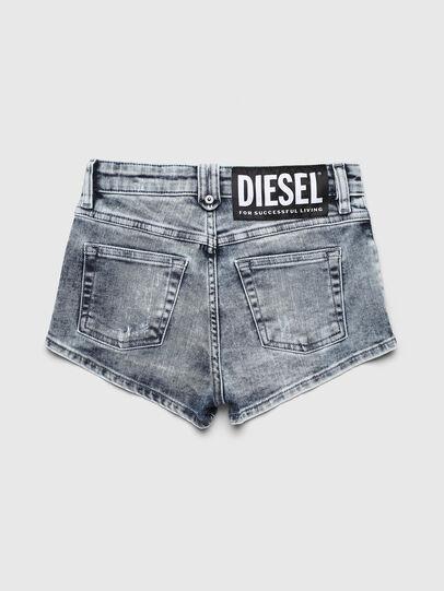 Diesel - PGINGHER, Blu Chiaro - Shorts - Image 2