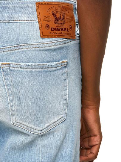 Diesel - D-Ebbey 009ZZ, Blu Chiaro - Jeans - Image 4