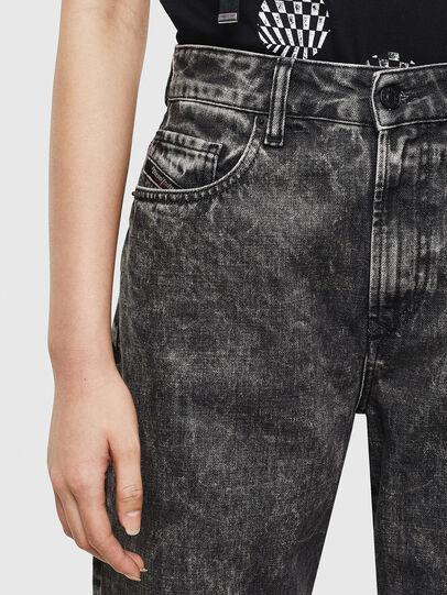 Diesel - D-Reggy 0099F, Nero/Grigio scuro - Jeans - Image 3
