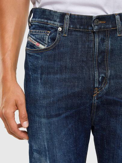 Diesel - D-Vider 0092X, Blu medio - Jeans - Image 3