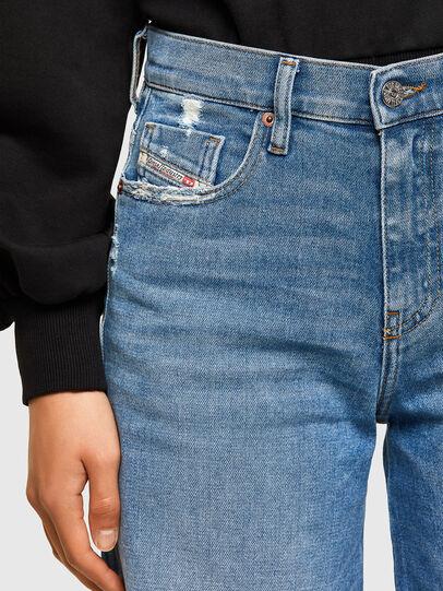 Diesel - D-Akemi 009EU, Blu Chiaro - Jeans - Image 3