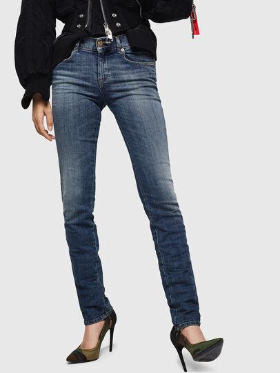 Diesel - Sandy 069GA, Blu medio - Jeans - Image 1
