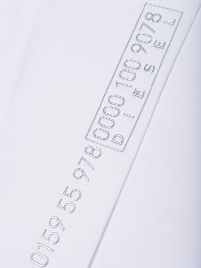 Diesel - TVARYS, Bianco - T-shirts e Tops - Image 3