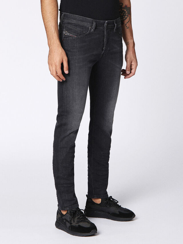 BELTHER 0687J, Nero Jeans