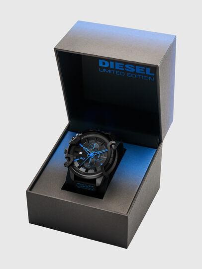 Diesel - DZ4553, Nero/Blu - Orologi - Image 4