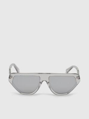 DL0322, Grigio - Occhiali da sole