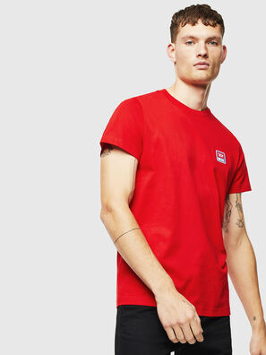 T-DIEGO-DIV, Rosso - T-Shirts
