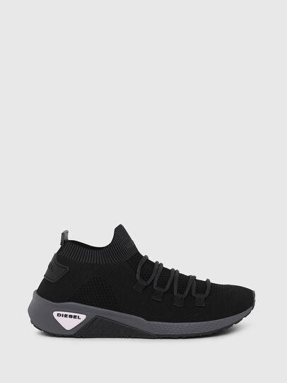 Diesel - S-KB ATHL LACE W, Nero - Sneakers - Image 1