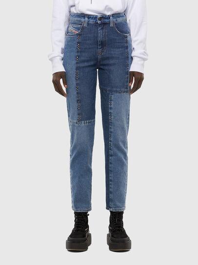 Diesel - D-Eiselle JoggJeans 009KP, Blu Chiaro - Jeans - Image 1