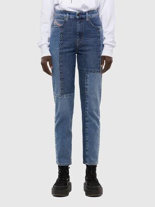 D-Eiselle JoggJeans 009KP, Blu Chiaro - Jeans