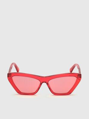 DL0335, Rosso - Occhiali da sole