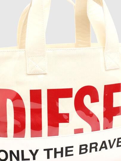 Diesel - ASTI, Bianco - Shopper e Borse a Spalla - Image 7