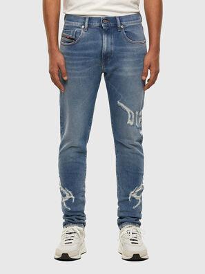 D-Strukt 009DW, Blu Chiaro - Jeans