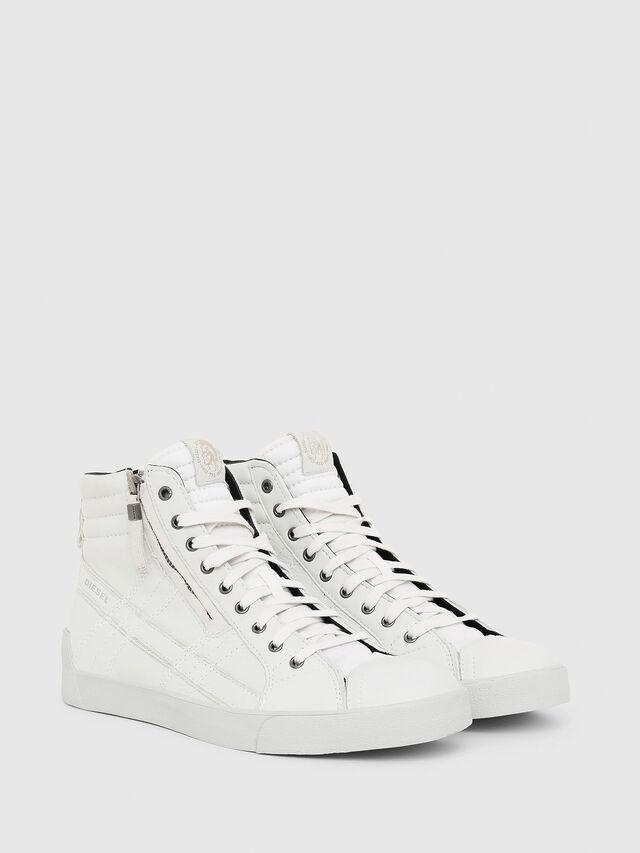 Diesel - D-STRING PLUS, Bianco - Sneakers - Image 2