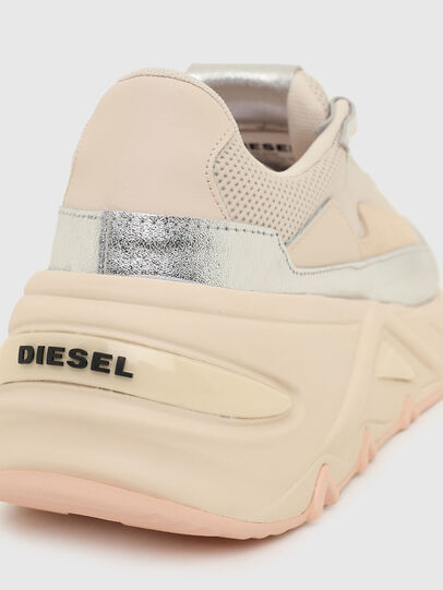 Diesel - S-HERBY LC, Cipria - Sneakers - Image 5