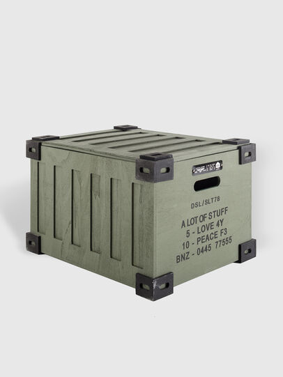 Diesel - 11120 SURVIVAL, Verde Militare - Accessori casa - Image 2