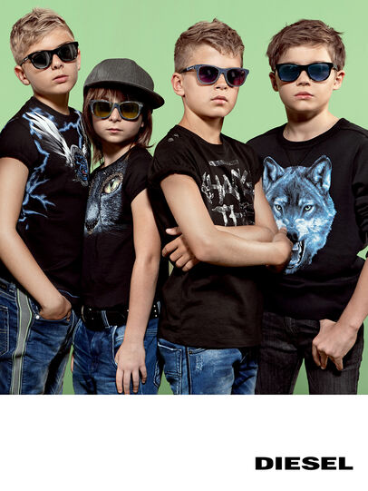 Diesel - DM0200,  - Kid Occhiali - Image 5