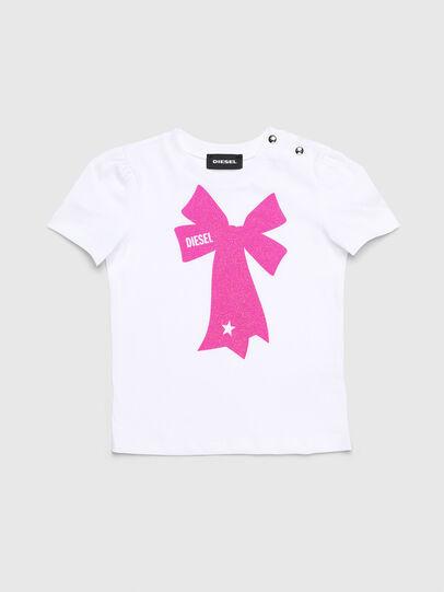Diesel - TASHAB, Bianco - T-shirts e Tops - Image 1