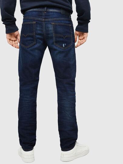 Diesel - Buster 069BM, Blu Scuro - Jeans - Image 2