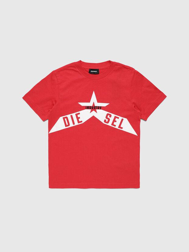 TDIEGOA7, Rosso - T-shirts e Tops