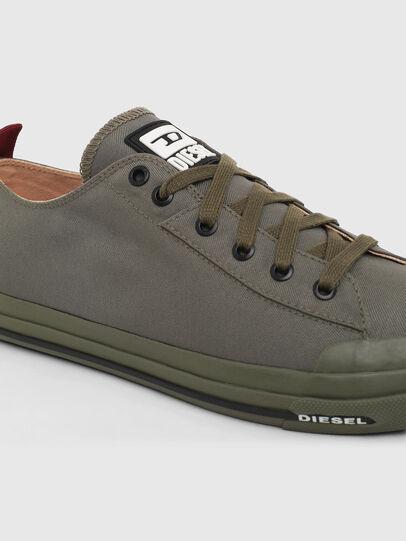 Diesel - S-ASTICO LOW CUT, Grigio scuro - Sneakers - Image 4