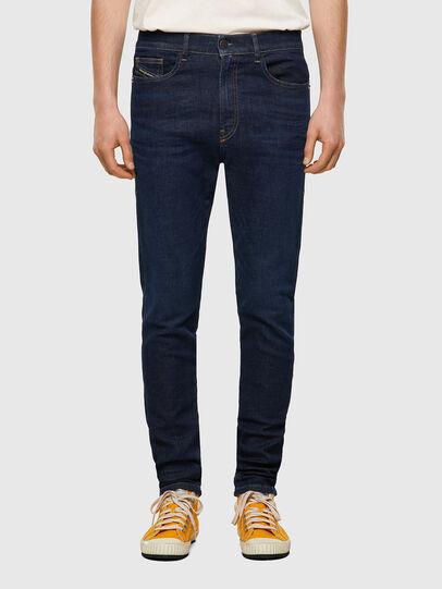 Diesel - D-Amny JoggJeans® Z69VI, Blu Scuro - Jeans - Image 1