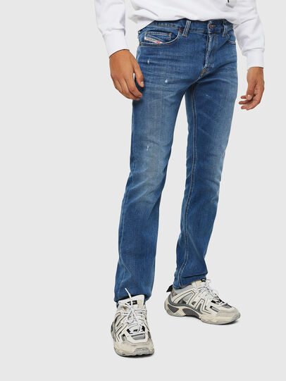 Diesel - Safado 083AX, Blu Chiaro - Jeans - Image 1
