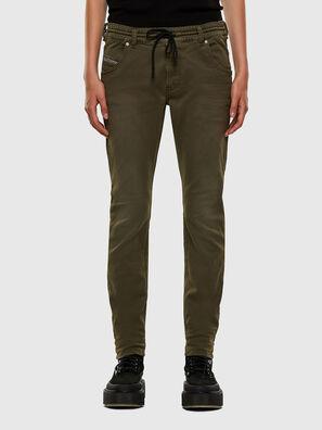 Krailey JoggJeans 0670M, Verde Militare - Jeans