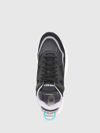 Diesel - S-SERENDIPITY SM W, Nero/Viola - Sneakers - Image 6