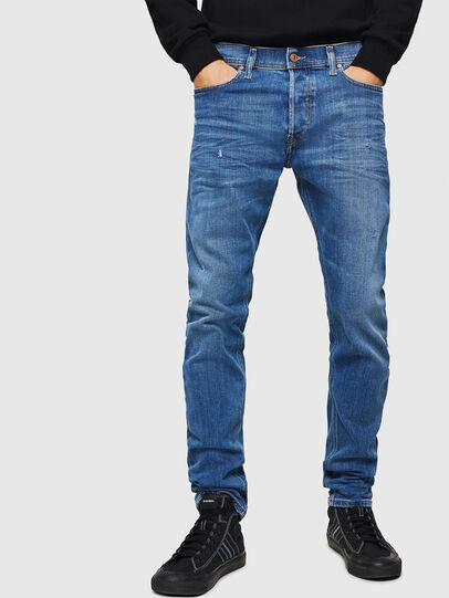 Diesel - Tepphar 083AX, Blu Chiaro - Jeans - Image 1