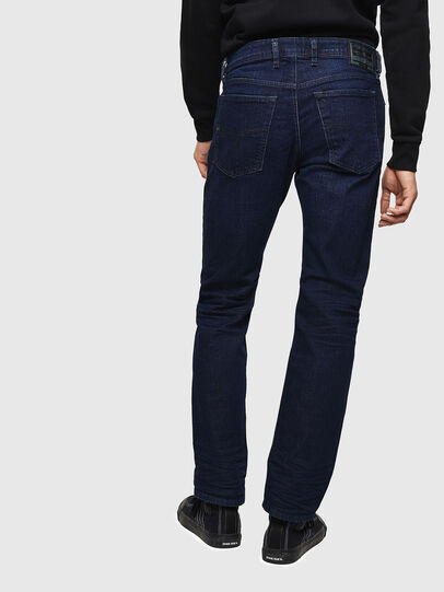 Diesel - Waykee 0860Z, Blu Scuro - Jeans - Image 2