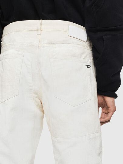 Diesel - D-Macs 009BA, Bianco - Jeans - Image 5