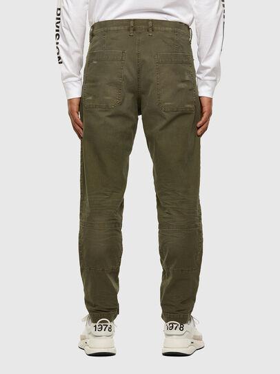 Diesel - D-Azzer JoggJeans® 069NF, Verde Militare - Jeans - Image 2
