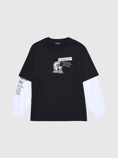 Diesel - TSHOOTYA OVER,  - T-shirts e Tops - Image 1