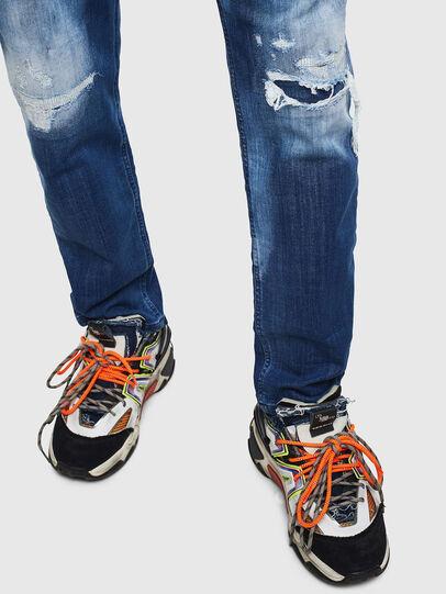 Diesel - Narrot JoggJeans 0099S, Blu Scuro - Jeans - Image 4