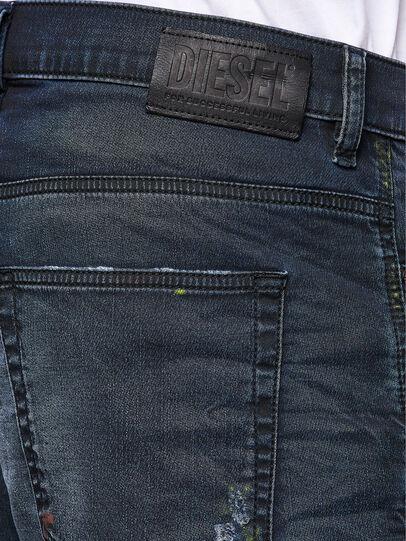 Diesel - D-VIDER JoggJeans® 069QH, Blu Scuro - Jeans - Image 4