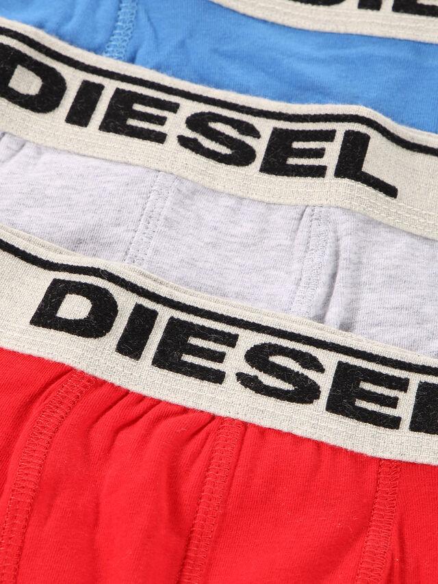 Diesel - UGOV THREE-PACK US, Rosso/Blu - Underwear - Image 4