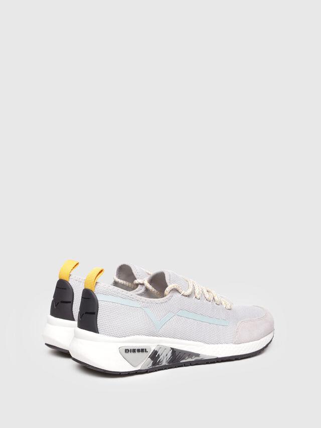 Diesel - S-KBY, Grigio Vapore - Sneakers - Image 3