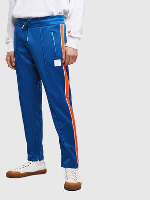 P-YEGOX, Blu - Pantaloni