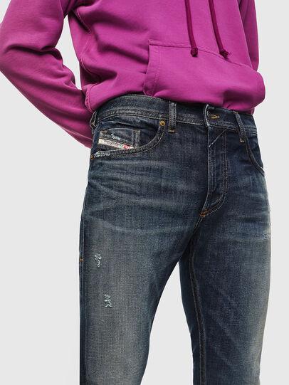 Diesel - Thommer 0096U, Blu Scuro - Jeans - Image 3