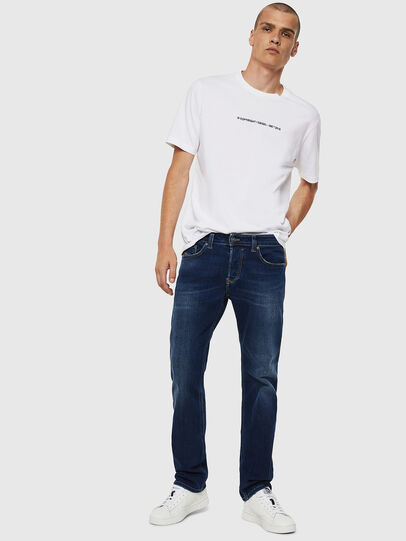 Diesel - Safado 0870F, Blu medio - Jeans - Image 5