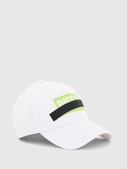 Diesel - CIRIDE-M, Bianco - Cappelli - Image 1