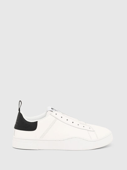 Diesel - S-CLEVER SO W, Bianco/Nero - Sneakers - Image 1