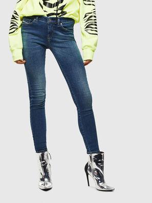 Slandy 069KW, Blu Scuro - Jeans
