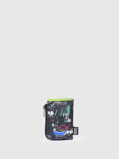 Diesel - L-ZIP KEY, Nero - Portafogli Piccoli - Image 2