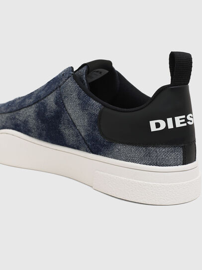 Diesel - S-CLEVER SO, Blu - Sneakers - Image 5