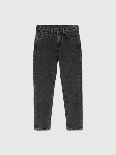 Diesel - D-VIDER-J, Nero - Jeans - Image 1