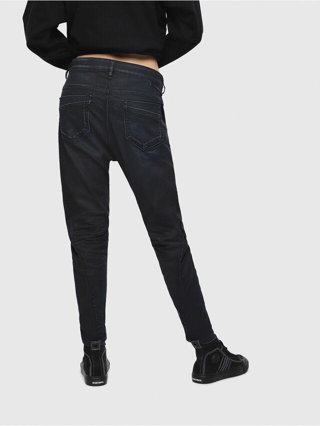 Diesel - Fayza JoggJeans 069FV, Blu Scuro - Jeans - Image 2
