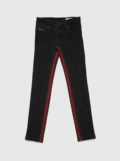 Diesel - SKINZEE-LOW-J-N, Nero - Jeans - Image 1